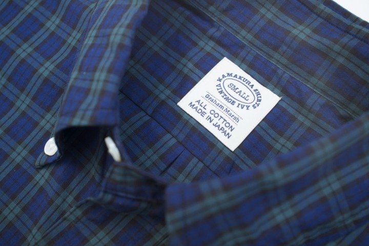 Kamakura Shirts Vintage Ivy Collection 05