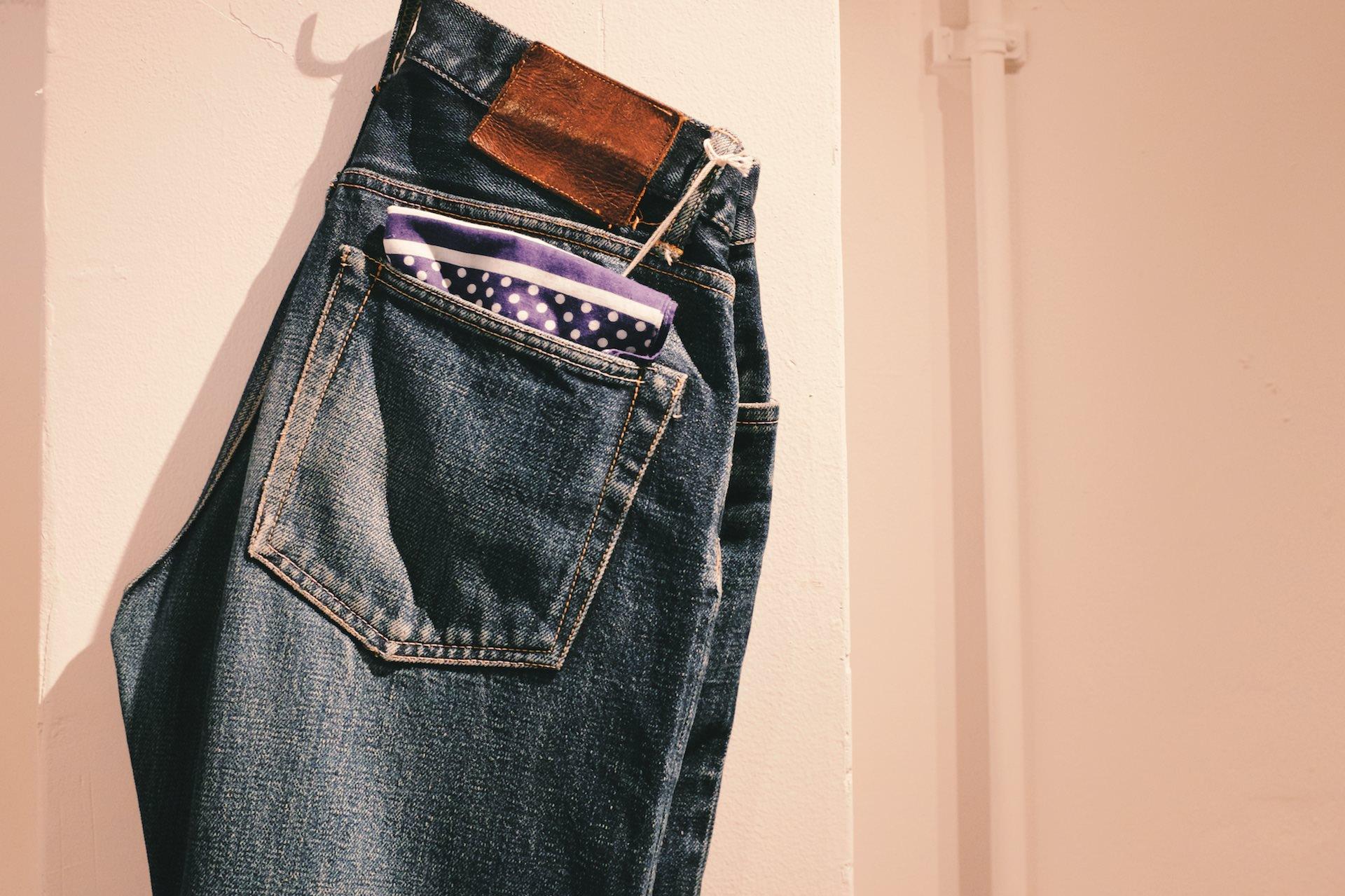 Fujito - Faded Thea jeans