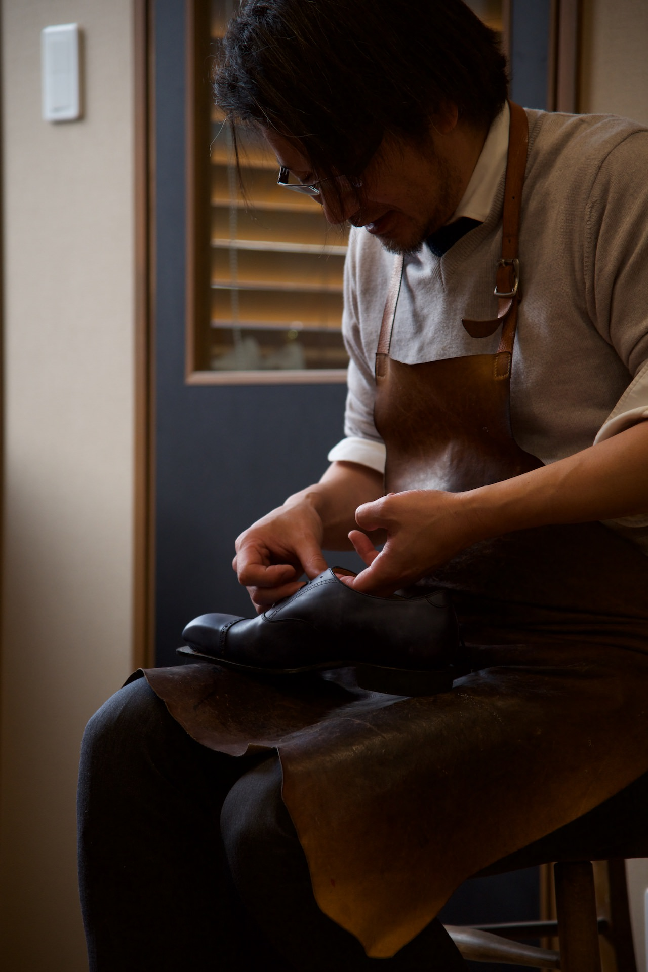 Seigaku san - bespoke shoemaker